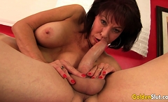 Mature Vanessa Videl Is Hungry for Cock