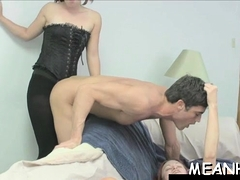 Striking Woman Catherine Foxx Craving For A Fuck