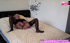 german old mature gilf frist time userdate with young guy