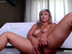Cam Sex Show With Blonde