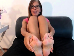 Sizzling Foot Loving Trio And Foot Fetish