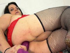 Amateur Femboi Shoots Cum During Masturbation