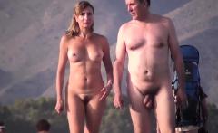 Hot Amateurs Voyeur Nudist On Public Beach Video