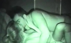 Nightcam Fucking Young Couple