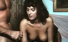 Hairy vintage anal 2