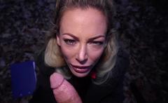 Public Agent Blonde Ozzie Isabelle Deltore