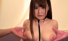 Satomi Nagase wants it in the ass as well
